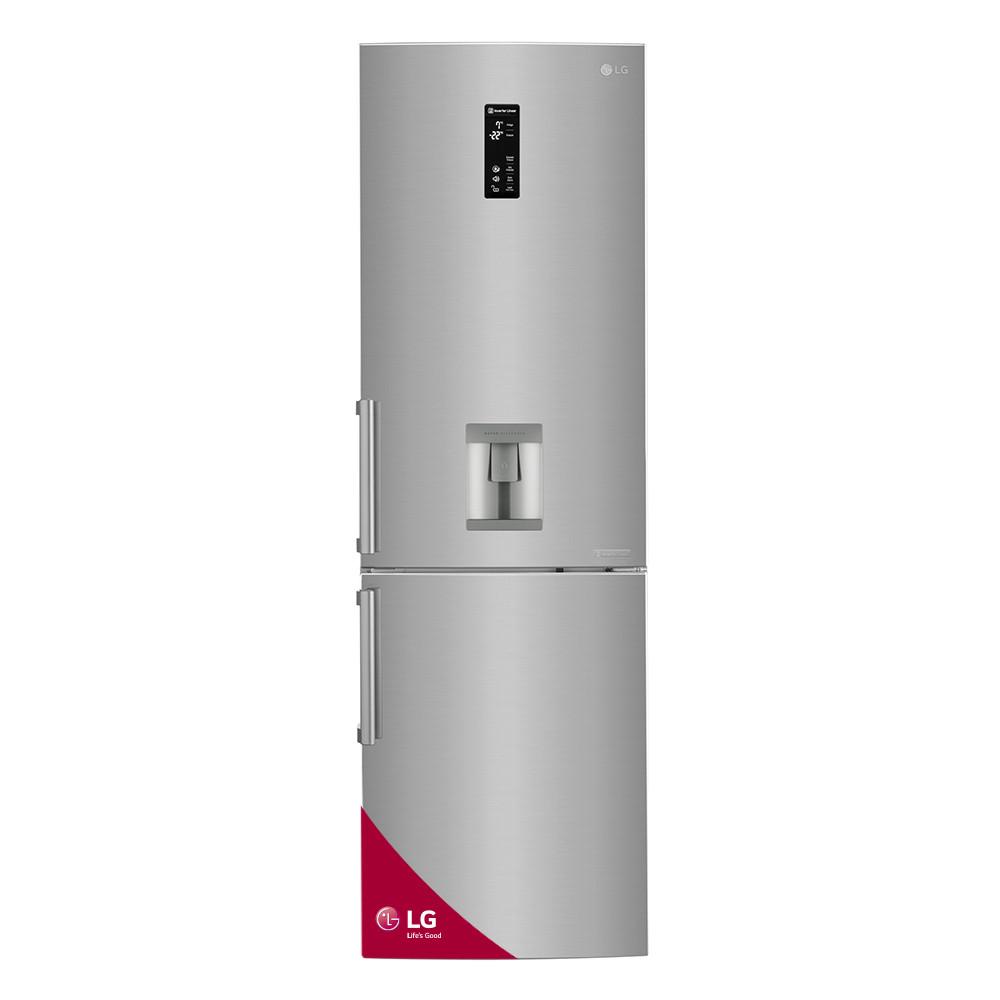 LG  Hel.c/Freezer No Frost  GW-F439BLFZ  314Lts.DISP. INVERTER COMBI